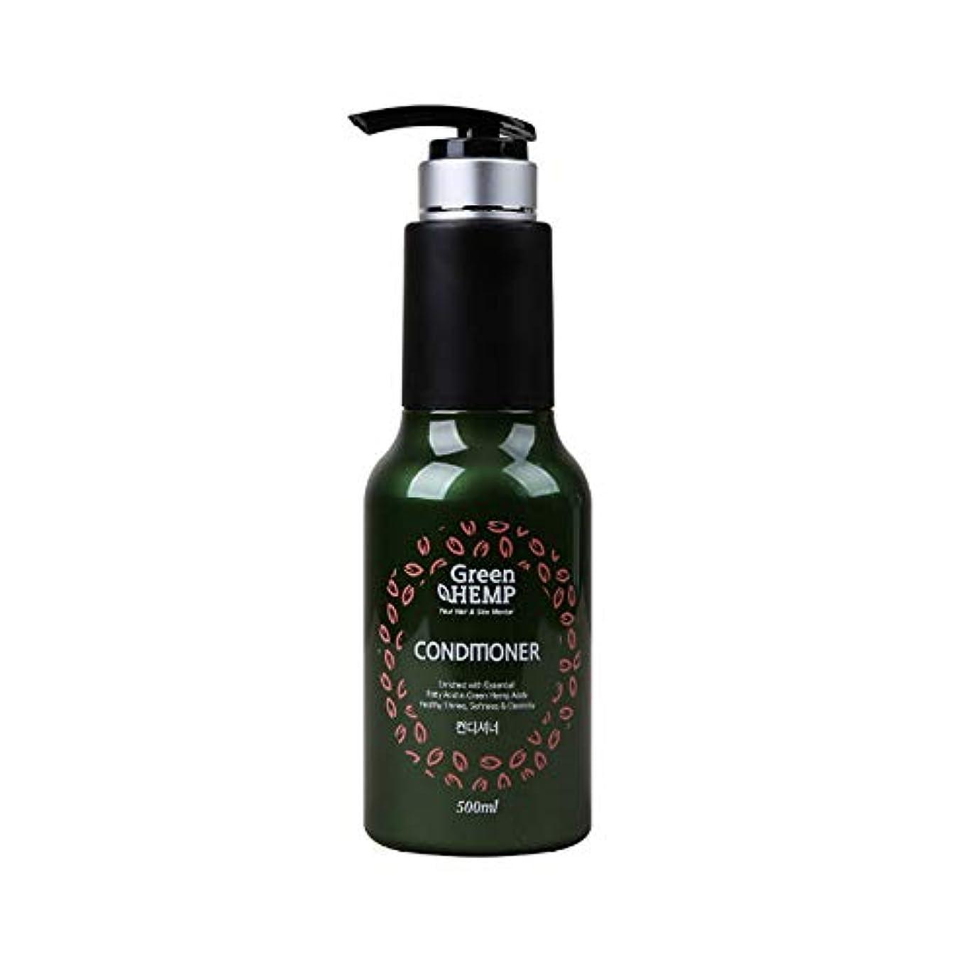 ベットキャロラインマナーChungSam グリーン ヘンプ 麻 Green hempヘア ケア コンディショナー (500ml) [並行輸入品]