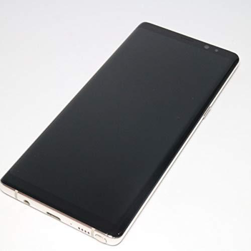 docomo Galaxy Note8 SC-01k ゴールド