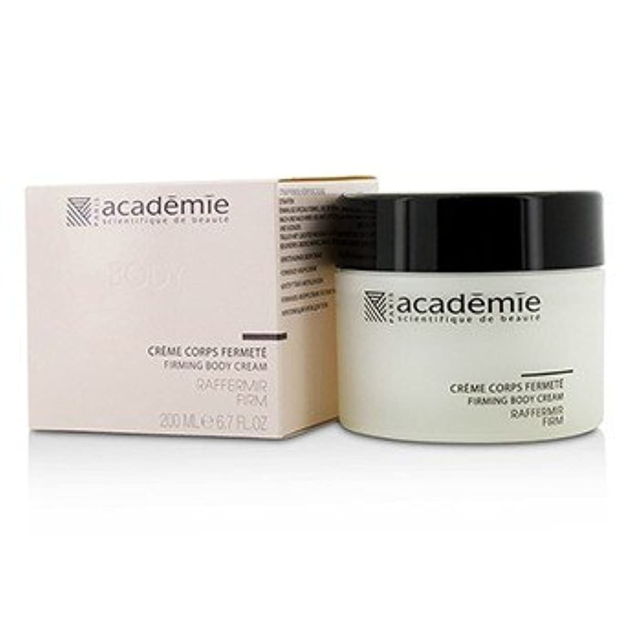 告発者請求時代遅れ[Academie] Firming Body Cream 200ml/6.7oz