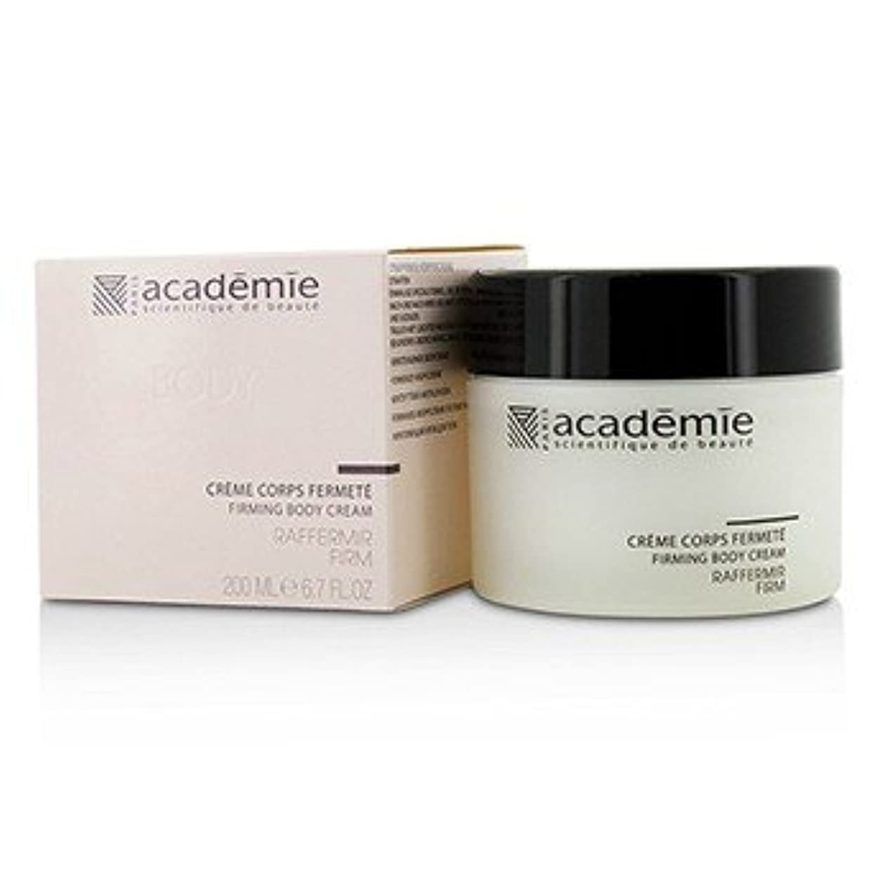 程度半導体レンダリング[Academie] Firming Body Cream 200ml/6.7oz