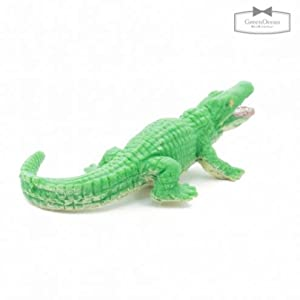 GreenOcean 【ミニフィギュア】ワニの有田[animal,動物,わに,爬虫類]