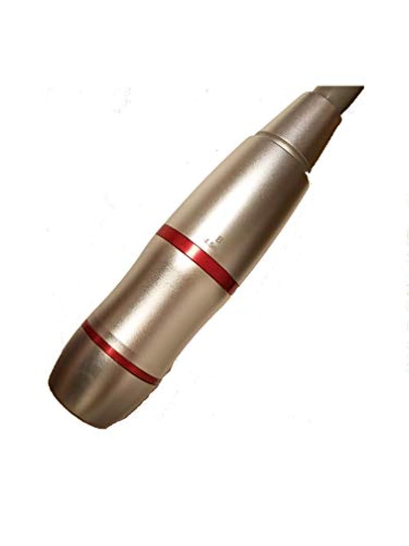 前進終了するマッサージHIFU V-mate ハンドピース 4.5mm 首顔リフトアップしわ用