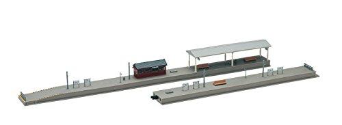 TOMIX Nゲージ 4057 島式ホームセット (ローカル型)
