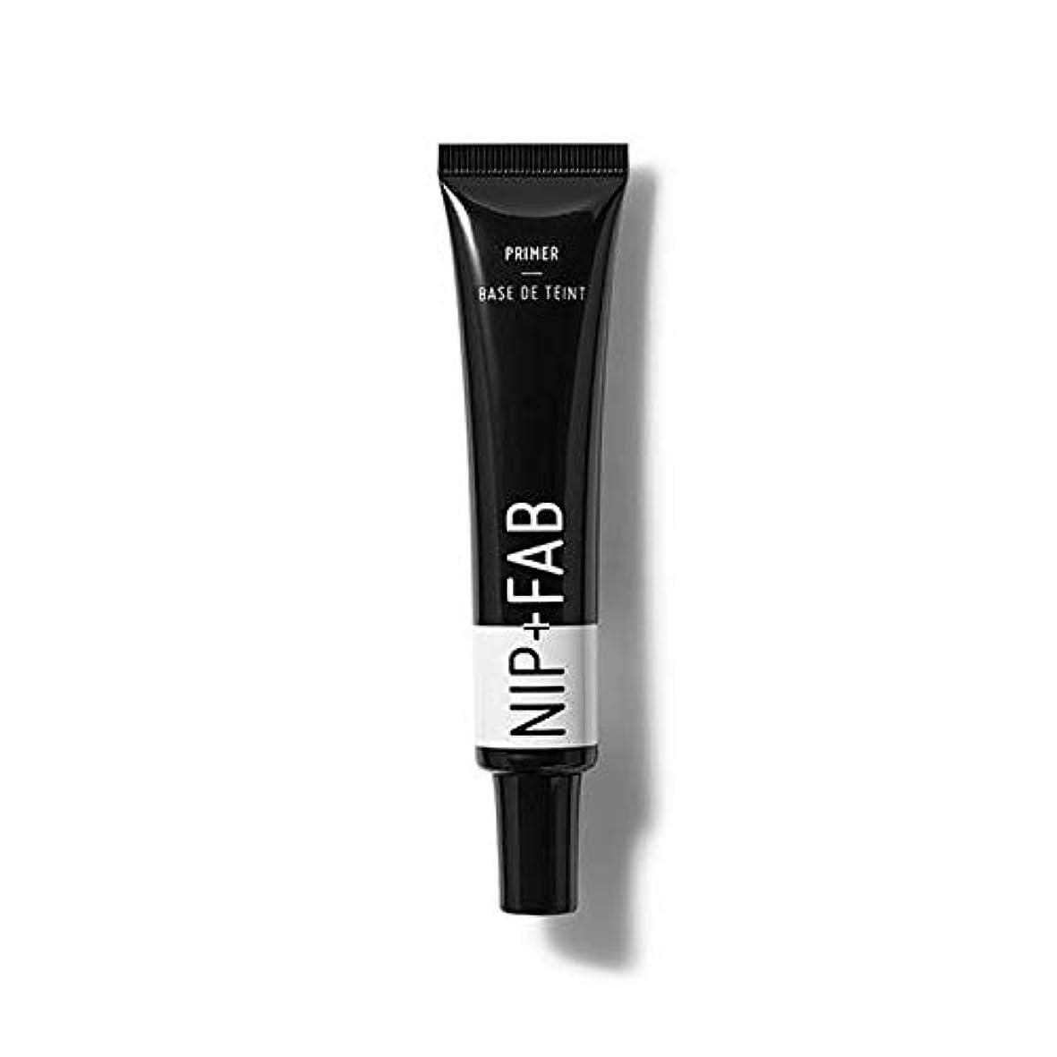 指紋ダメージ計画[Nip & Fab ] プライマー30ミリリットル1を構成するFab +ニップ - NIP+FAB Make Up Primer 30ml 1 [並行輸入品]