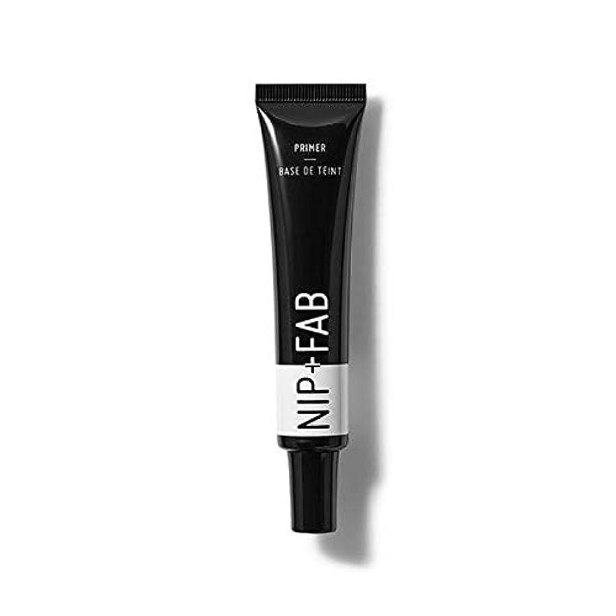 解く冷える破壊的[Nip & Fab ] プライマー30ミリリットル1を構成するFab +ニップ - NIP+FAB Make Up Primer 30ml 1 [並行輸入品]