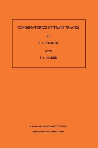 Combinatorics of Train Tracks (Annals of Mathematics Studies)
