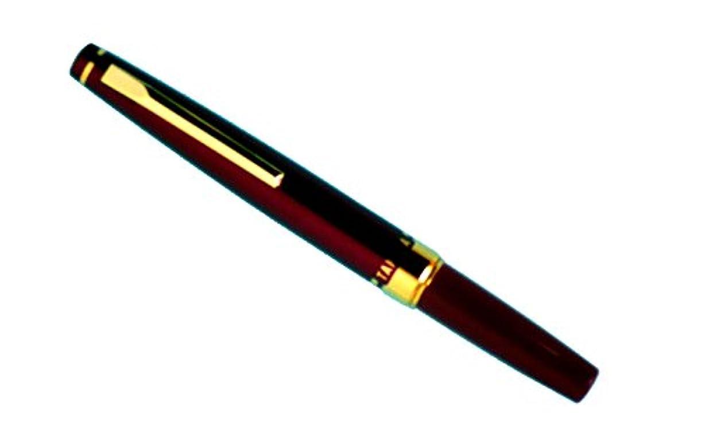 北方リファイン戸惑うたから 萬年毛筆 【赤】 KT-3 (万年毛筆)