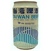 台湾ビール330ml/缶×12缶/缶詰