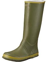 [アキレス] レインブーツ 長靴 折りたたみ可能 軽量 レディース メンズ ILB 0760