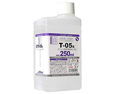 ガイアノーツ T-05s エナメル系塗料用溶剤 (中) 250ml