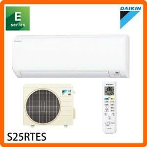 【ダイキン】 エアコン S25RTES-W(ホワイト) 【8畳程度】