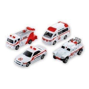 トミカ ハイパーレスキュー 救急車両セット