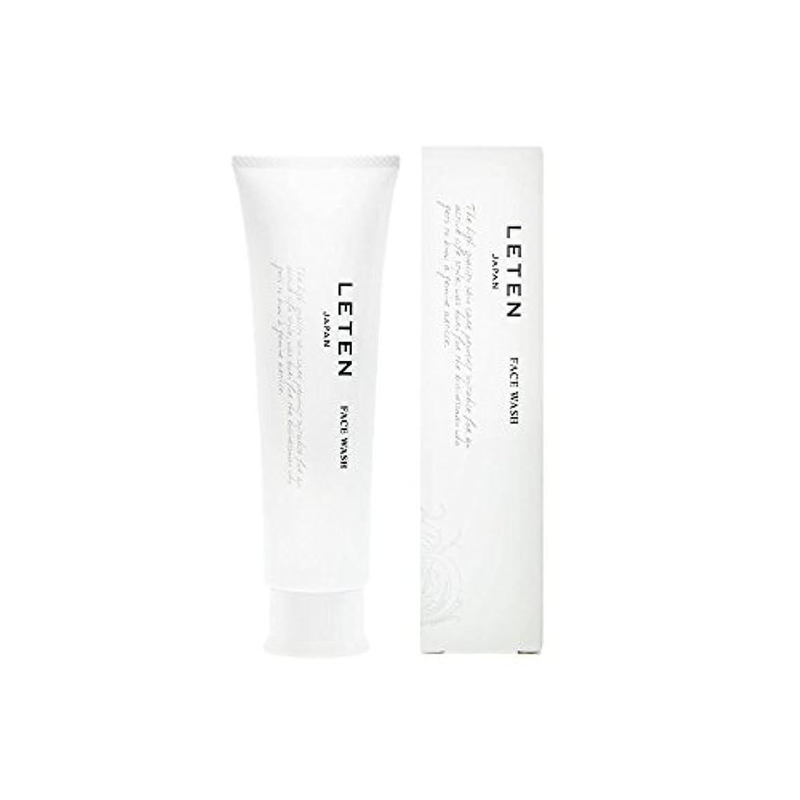 探すウェブ究極のレテン (LETEN) フェイスウォッシュ 100g 洗顔フォーム 洗顔料 敏感肌
