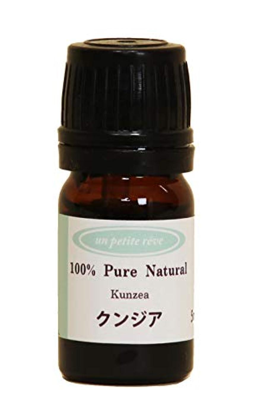 評決ロッド眼クンジア 5ml 100%天然アロマエッセンシャルオイル(精油)