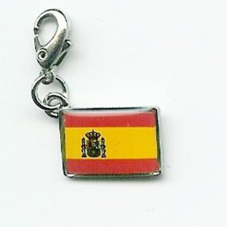 NATIONALFLAG 国旗柄ファスナーホルダー スペイン 05924-4
