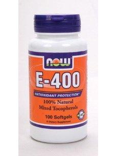 E-400(ミックストコフェロール) 100ソフトカプセル (海外直送品) [ヘルスケア&ケア用品]