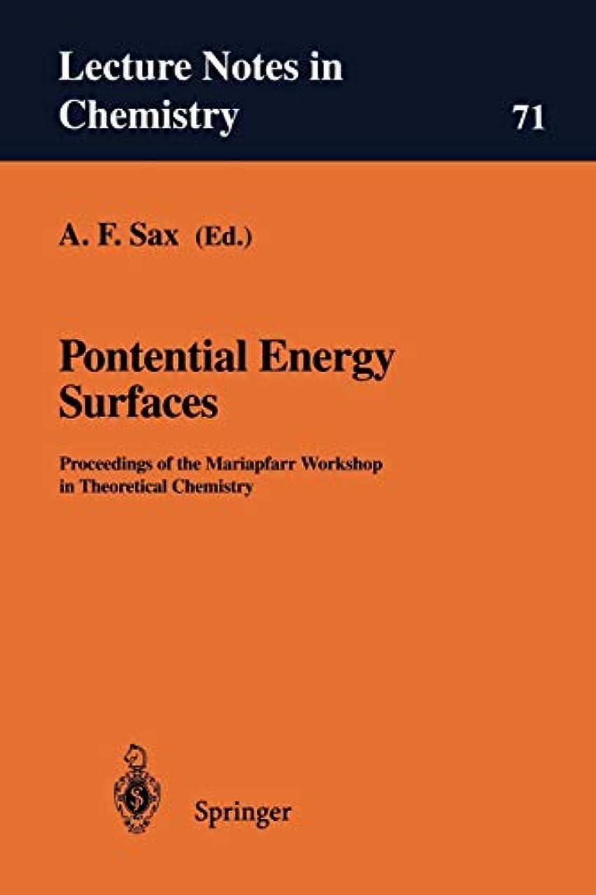 ロデオまつげガスPotential Energy Surfaces: Proceedings of the Mariapfarr Workshop in Theoretical Chemistry (Lecture Notes in Chemistry)