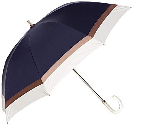 4de813c2af902 [ムーンバット] LANVIN en Blue(ランバン オン ブルー) 晴雨兼用傘 ショート