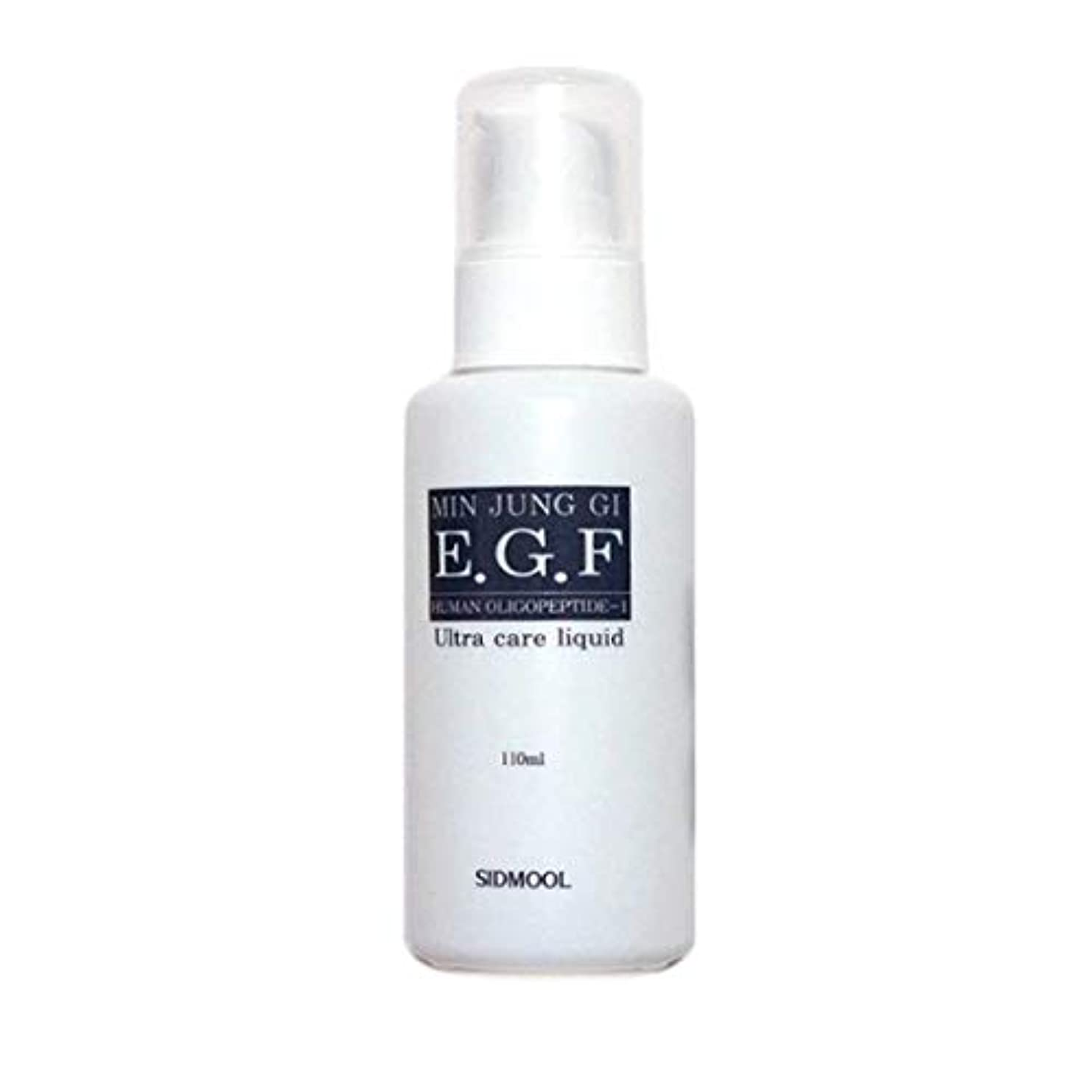 SIDMOOL MIN JUNG GI EGF 110リキッドスキンバリヤ?の?力性のある爽やかな補給用110ml SIDMOOL MIN JUNG GI EGF 110 LIQUID Reinforcement of...