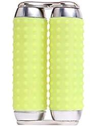 Healifty ストレスリリーフツール指筋肉スクイーズマッサージャー抵抗強度ローラートレーナー退屈キリングタイムパームスピニングおもちゃ(ランダムカラー)