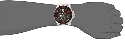 ブラック メンス アナログ ファッション クォーツ Ferrari 時計 XX Kers ???? 0830311