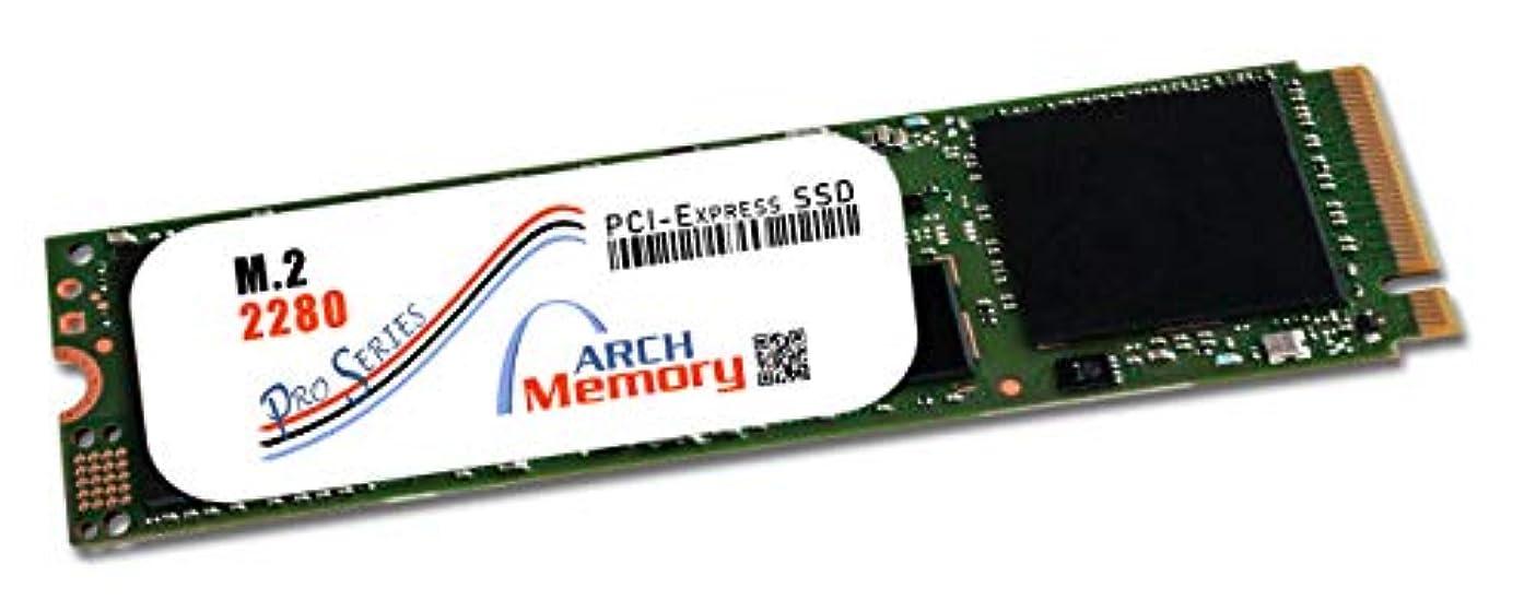 省位置するオリエンテーションArch Memory Proシリーズ Asus 256GB M.2 2280 PCIe (3.0 x4) NVMe ソリッドステートドライブ (TLC) ROG Rampage VI Extreme Omega用