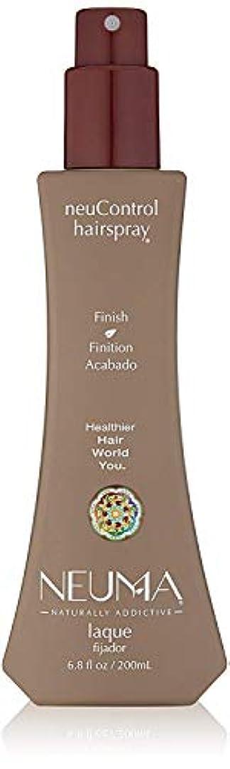 藤色ベッドを作るやりすぎNEUMA NeuControlヘアスプレー、6.8液量オンス 6.8オンス