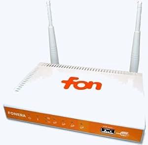 FON公式 FONルーター FONERA 2.0n (フォネラ 2.0n) 11n対応無線LANルータ FON2303
