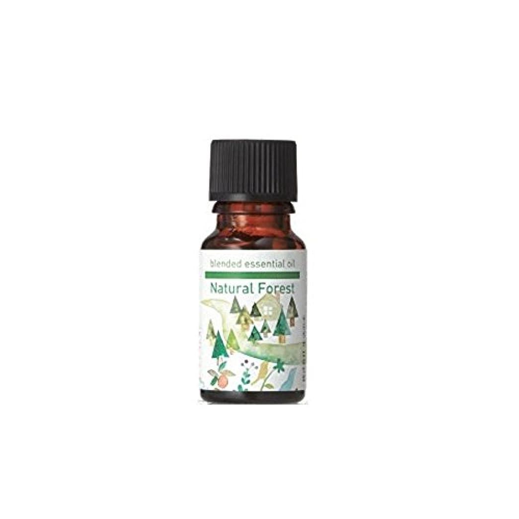 生産性立ち寄る強風生活の木 ブレンドエッセンシャルオイル ナチュラルフォレスト [30ml] エッセンシャルオイル/精油