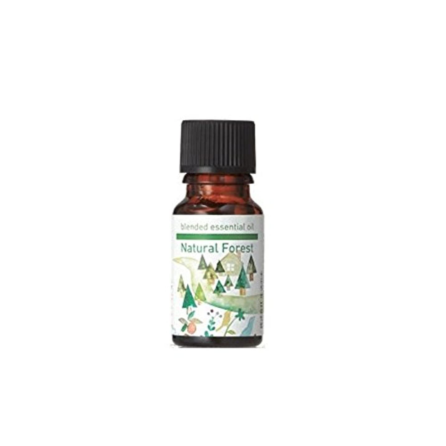 ペチュランス収穫広げる生活の木 ブレンドエッセンシャルオイル ナチュラルフォレスト [30ml] エッセンシャルオイル/精油