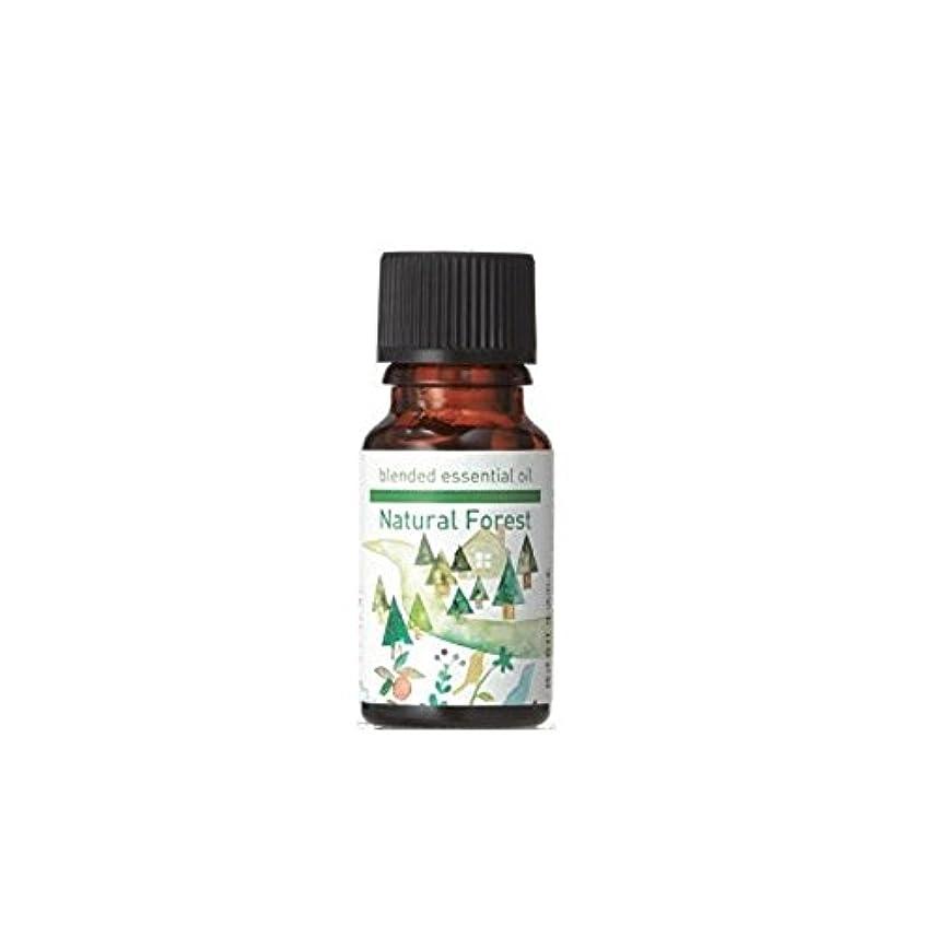 固めるから聞くブローホール生活の木 ブレンドエッセンシャルオイル ナチュラルフォレスト [30ml] エッセンシャルオイル/精油
