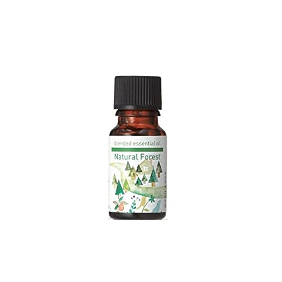 スポンジマダム肺炎生活の木 ブレンドエッセンシャルオイル ナチュラルフォレスト [30ml] エッセンシャルオイル/精油