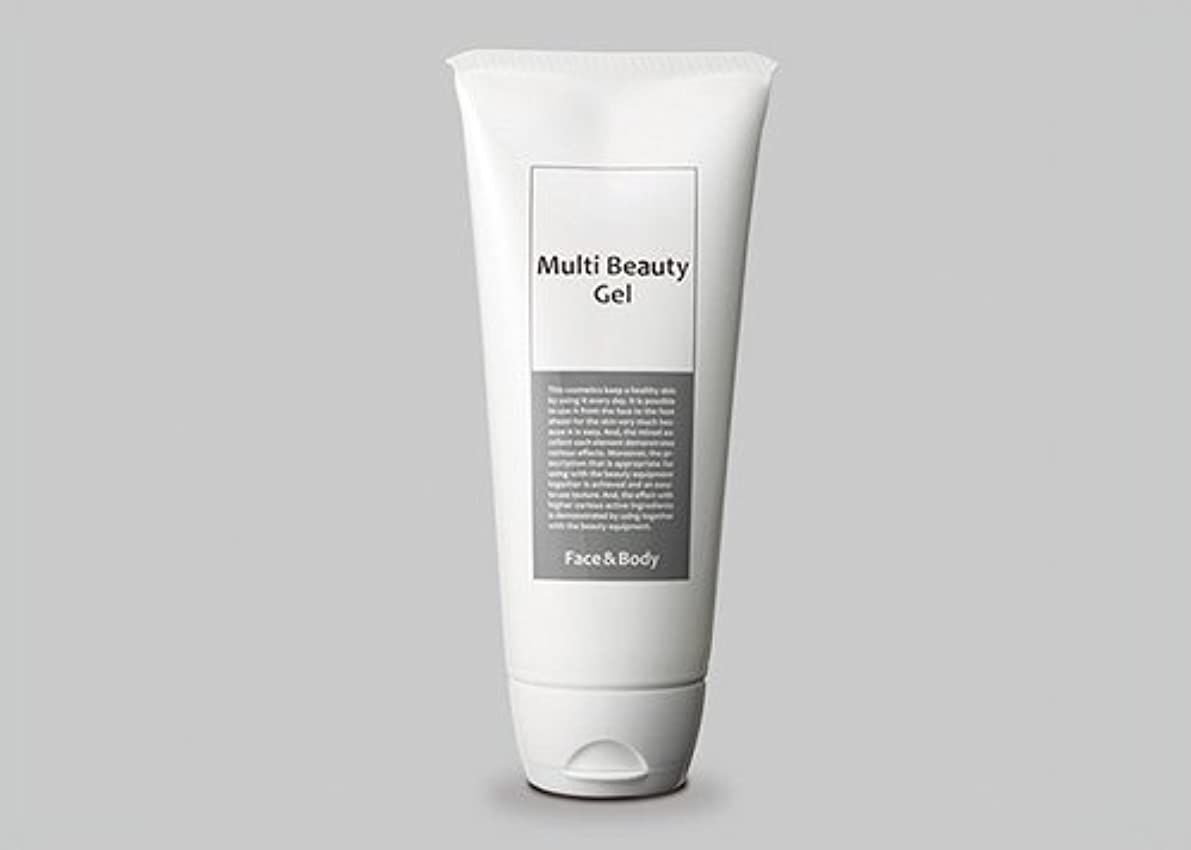 ヒステリック晴れ基本的なマルチビューティゲル 200g / Multi Beauty Gel