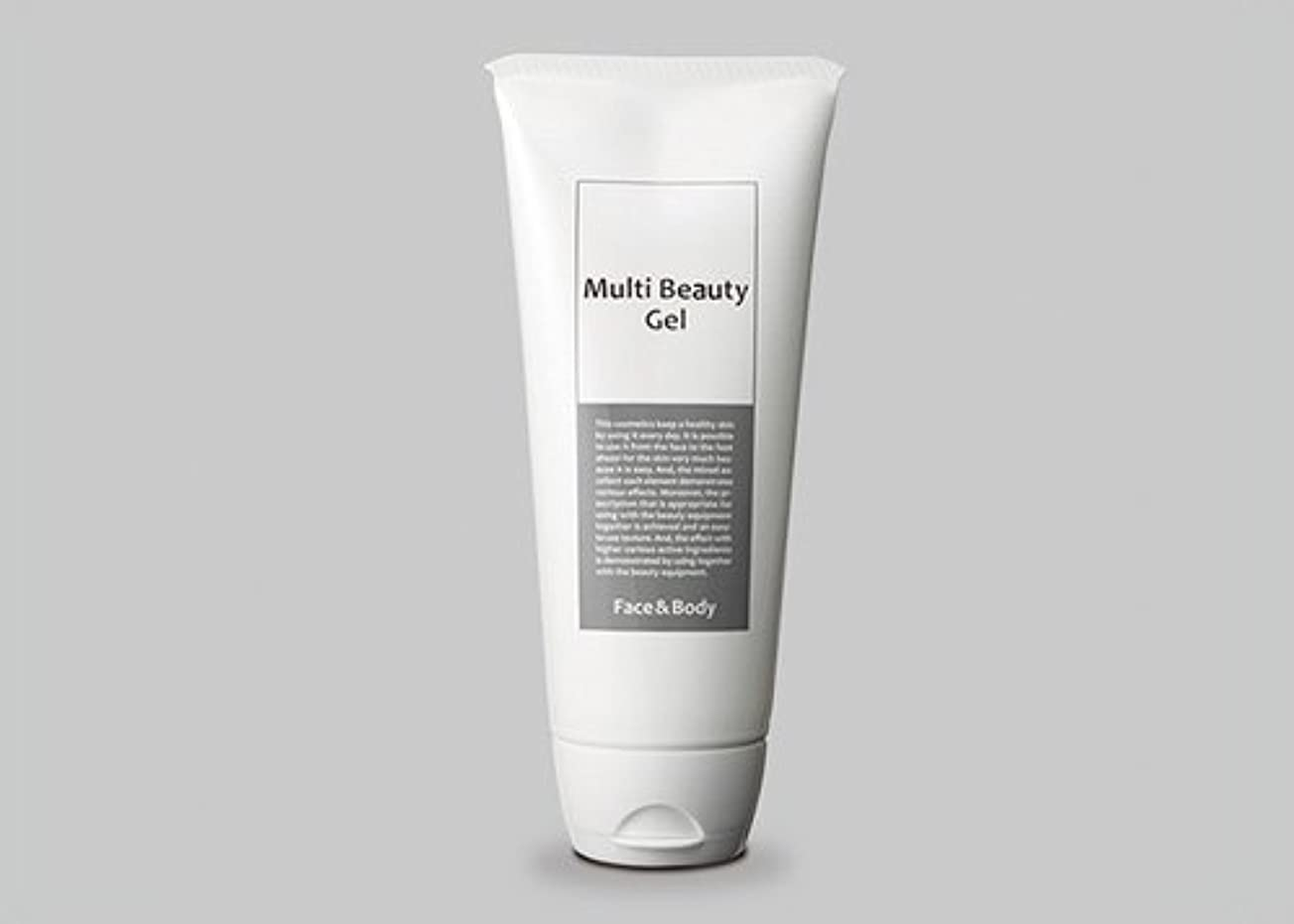 落花生潤滑する差別するマルチビューティゲル 200g / Multi Beauty Gel