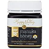 Happy Valley UMF 18+ Manuka Honey, 250g