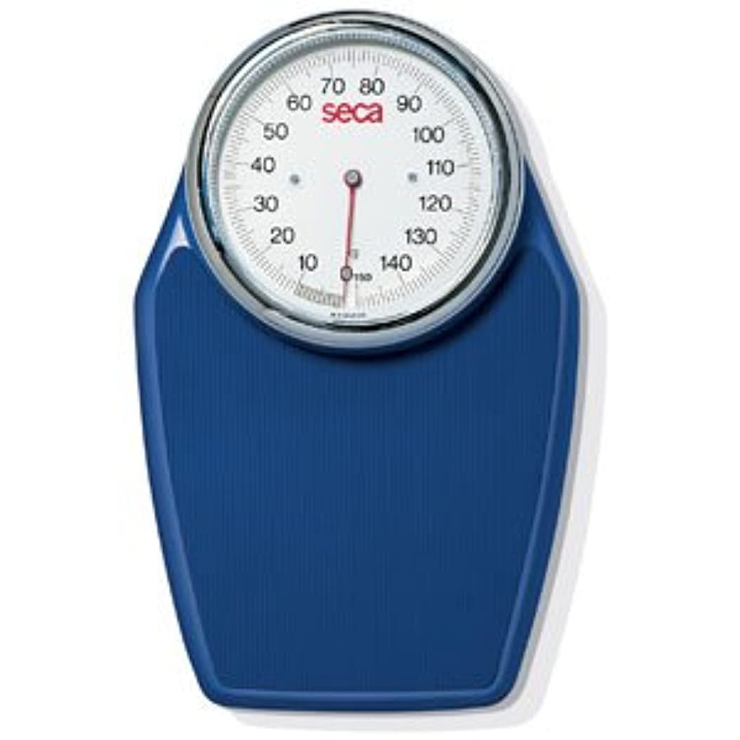 過半数ポーク褒賞Seca 760 Dial Bathroom Scale44; 320 lbs Capacity - Blue