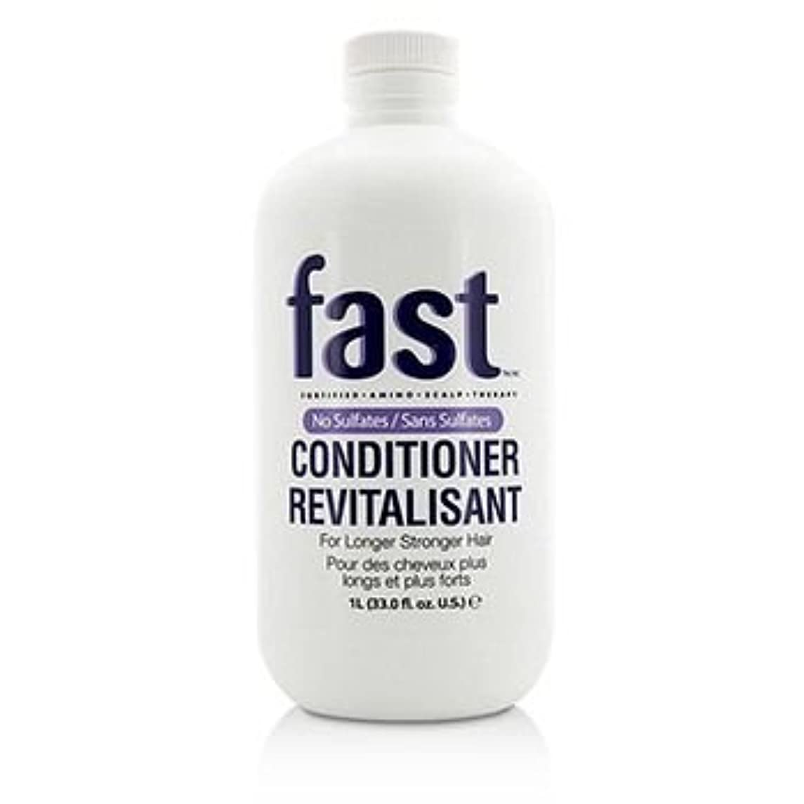 [Nisim] F.A.S.T Fortified Amino Scalp Therapy No Sulfates Conditioner (For Longer Stronger Hair) 1000ml/33oz