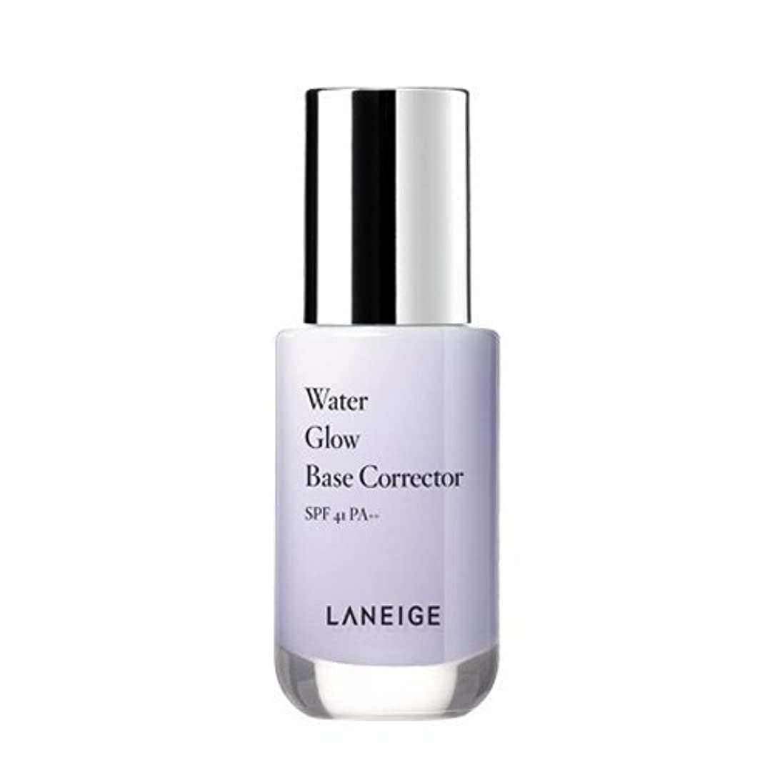 担保一見遊具[New] LANEIGE Water Glow Base Corrector 35g/ラネージュ ウォーター グロウ ベース コレクター 35g (#40 Light Purple) [並行輸入品]