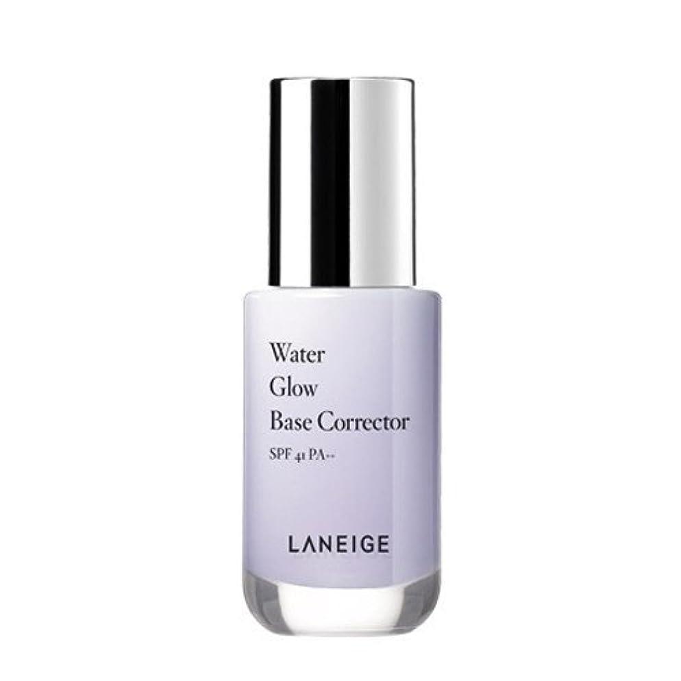 そうマトリックスのれん[New] LANEIGE Water Glow Base Corrector 35g/ラネージュ ウォーター グロウ ベース コレクター 35g (#40 Light Purple) [並行輸入品]