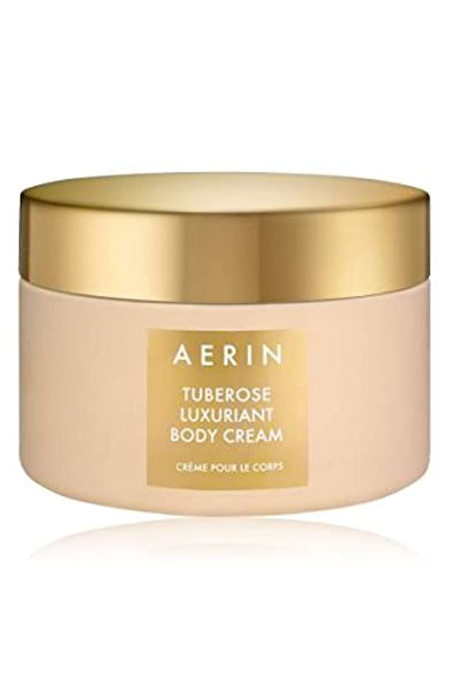 軌道環境クリスチャンAERIN Tuberose Luxuriant Body Cream (アエリン チュベローズ ラグジュアリアント ボディー クリーム) 6.5 oz 195ml) by Estee Lauder for Women