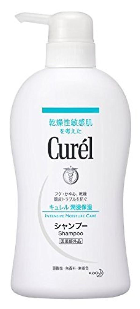 打撃セントピュー花王 Curel(キュレル) シャンプーポンプ420ml×2 1576 P12Sep