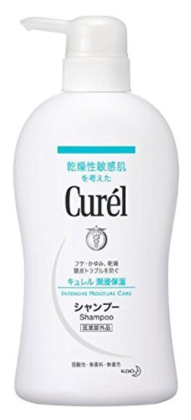 欲求不満生きる応じる花王 Curel(キュレル) シャンプーポンプ420ml×2 1576 P12Sep