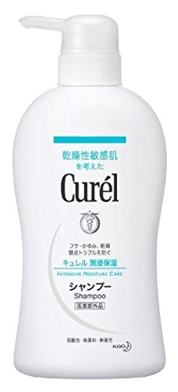 復活するただやる振りかける花王 Curel(キュレル) シャンプーポンプ420ml×2 1576 P12Sep