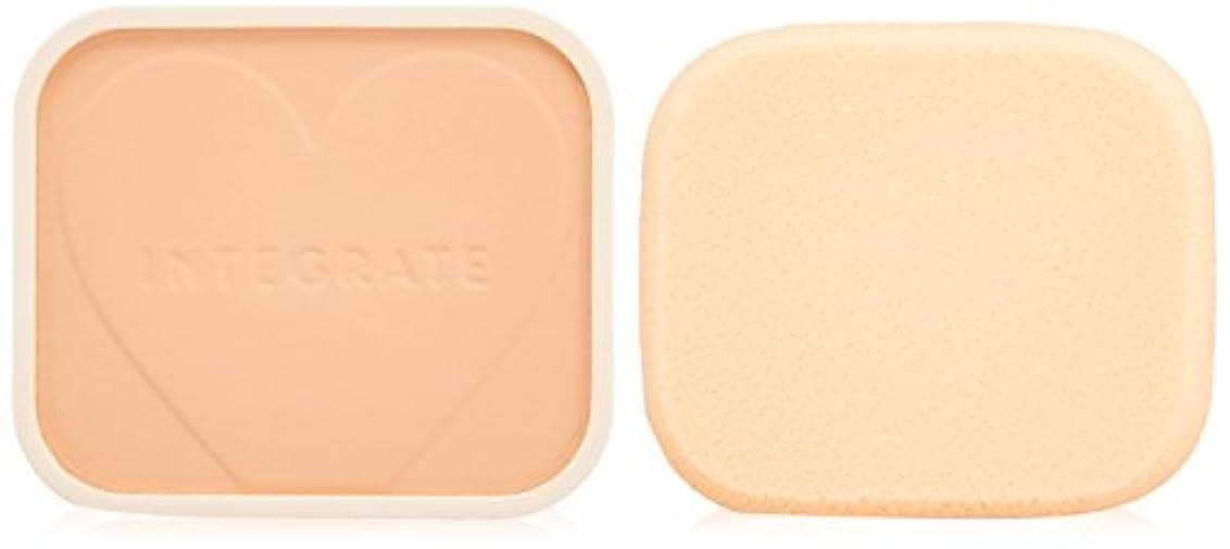 ミニチュアお客様本気インテグレート プロフィニッシュファンデーション オークル10 (レフィル) やや明るめの肌色 (SPF16?PA++) 10g