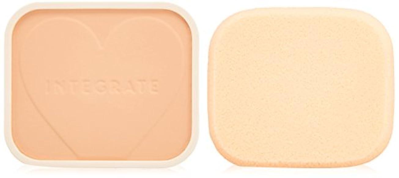 ズーム美容師新しい意味インテグレート プロフィニッシュファンデーション オークル10 (レフィル) やや明るめの肌色 (SPF16?PA++) 10g