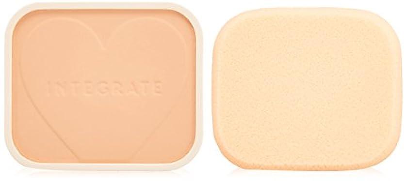 繊維同様のカメインテグレート プロフィニッシュファンデーション オークル10 (レフィル) やや明るめの肌色 (SPF16?PA++) 10g