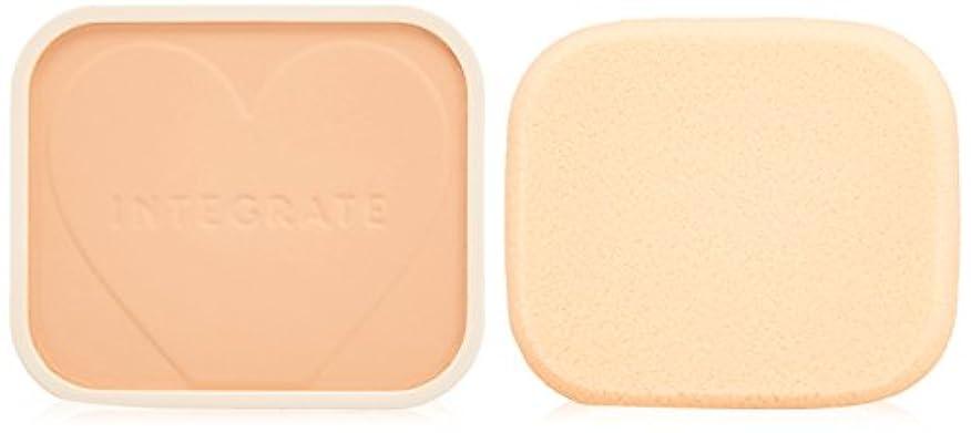 成長少ない魅力インテグレート プロフィニッシュファンデーション オークル10 (レフィル) やや明るめの肌色 (SPF16?PA++) 10g