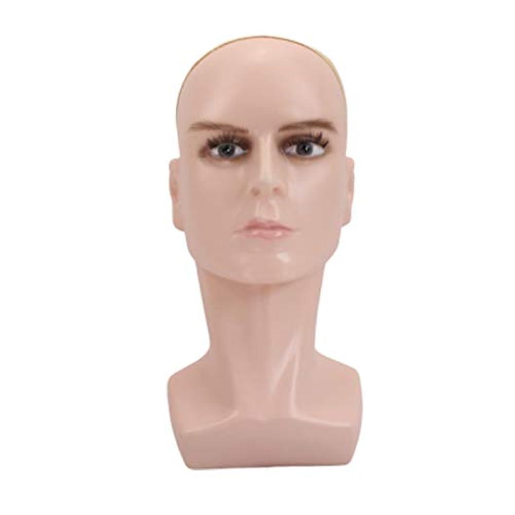 赤ちゃん十二いつか男性マネキンヘッドABSはかつらメガネ帽子ジュエリーディスプレイ支持36センチメートルに適したダミーヘッドモデルの小道具