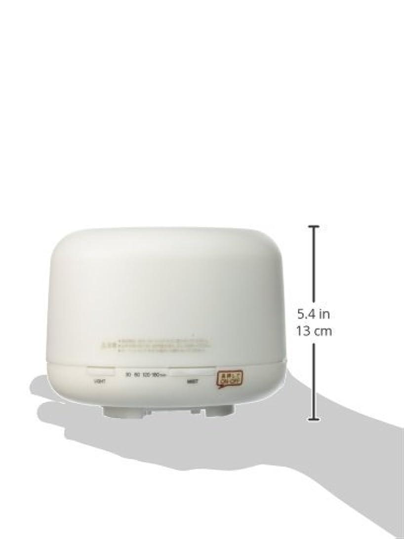 ダルセットスティックコミュニケーション【無印良品】 超音波うるおいアロマディフューザー HAD-001-JPW