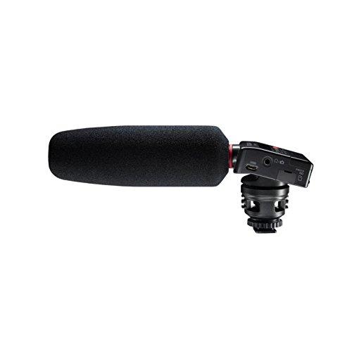 TASCAM ショットガンマイク搭載カメラ用リニアPCMレコーダー DR-10SG